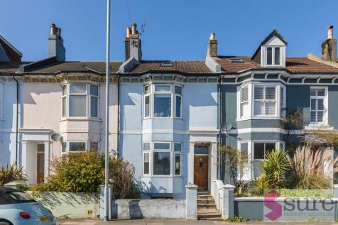 Upper Lewes Road, Brighton. 7 bedroom terraced house