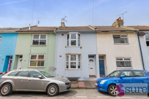 Southampton Street, Brighton. 4 bedroom terraced house