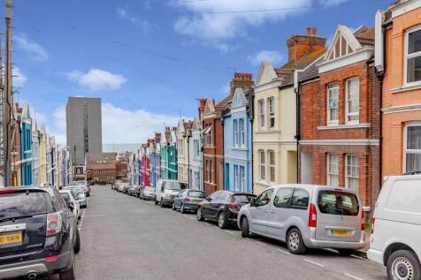 Blaker Street, Brighton, East Sussex. 5 bedroom terraced house