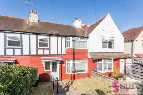 Bevendean Crescent, Brighton. 4 bedroom semi-detached house