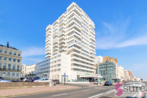 Bedford Towers , Kings Road, Brighton. 2 bedroom apartment