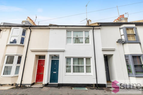 Coleman Street, Brighton. 3 bedroom terraced house