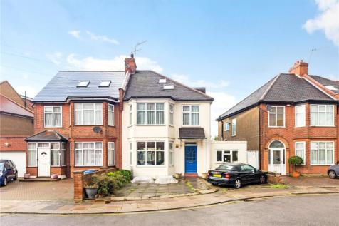 Amery Gardens, London, NW10. 4 bedroom semi-detached house for sale