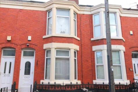 Albert Edward Road, Kensington, Liverpool, L7. 3 bedroom detached house