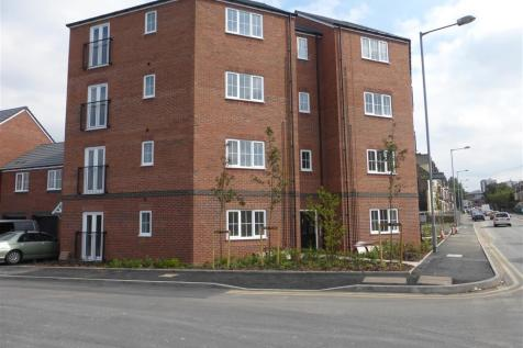 Corporation Street West, Walsall. 2 bedroom apartment