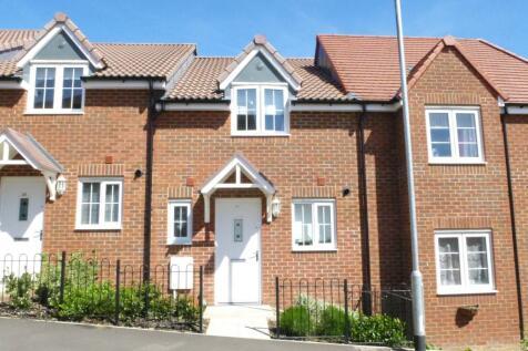 Hood Road, YEOVIL. 2 bedroom terraced house
