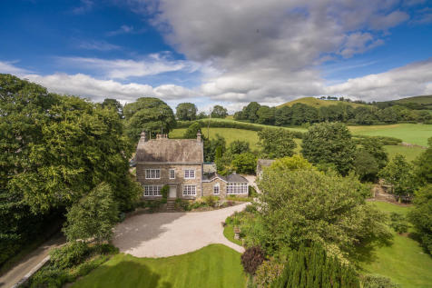 Lane House, Cow Brow, Lupton, Near Kirkby Lonsdale LA6 1PG. 5 bedroom detached house for sale