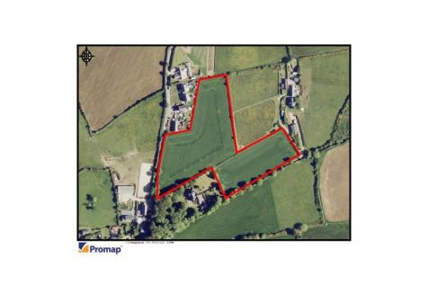 TO LET: LAND AT ST NICHOLAS, Goodwick, Pembrokeshire, SA64. Farm land