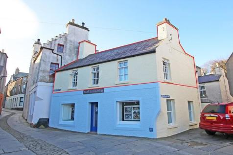 47 Graham Place, Stromness, KW16 3BY. 2 bedroom flat for sale