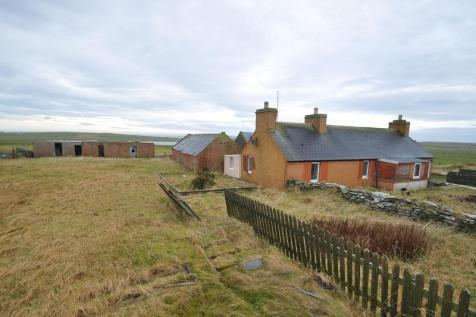 Fernside, 6 acres or thereby, Stronsay, KW17 2AG. 3 bedroom detached house for sale