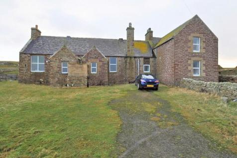 South School House, Sanday, KW17 2BA. 3 bedroom detached house for sale