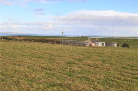 Troynhead, Shapinsay, KW17 2DY. 3 bedroom bungalow for sale