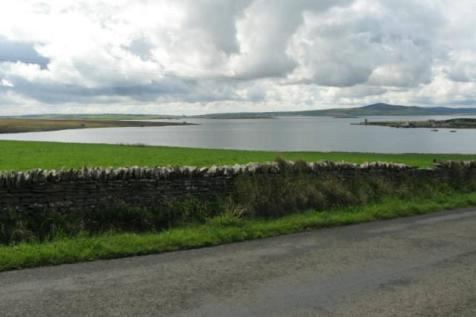 Area of Ground suitable for a Building site, Shapinsay, KW17 2DY. Plot for sale
