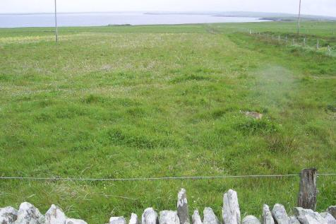 Area of ground near North Kirk, Shapinsay. Plot for sale