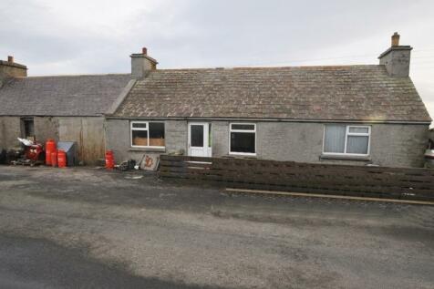 Fintray, Kettletoft, Sanday. 4 bedroom semi-detached house for sale