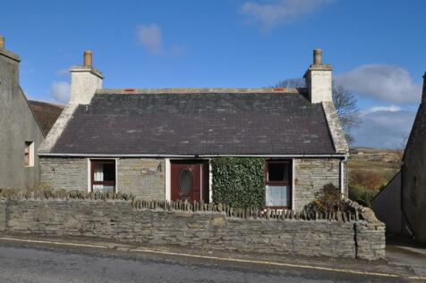 Cedar Cottage, Finstown, KW17 2EG. 2 bedroom bungalow for sale