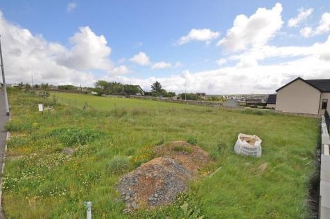 Serviced Building Site at 9 Queen Elizabeth Way, Kirkwall, KW15 1ZN. Plot for sale