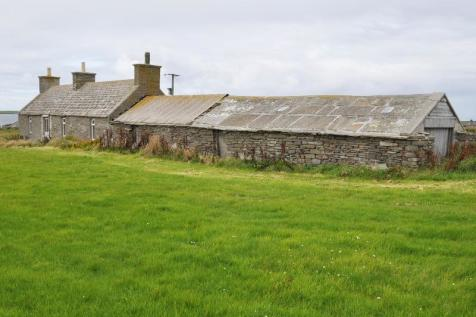 South Rendall, extending to 11.14 acres or thereby, Papa Westray, KW17 2BU. 1 bedroom bungalow for sale