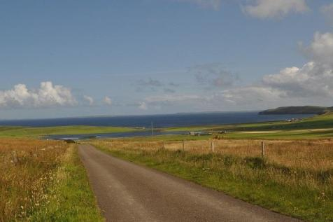 2 Potential Building sites at Tou, Rousay, KW17 2PU. Plot for sale