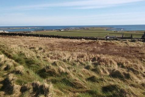 Building site at Hunton Farm, Stronsay, KW17 2AT. Plot for sale