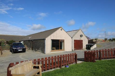 Barnside Cottage, Stenness, KW16 3HH. 2 bedroom semi-detached bungalow for sale