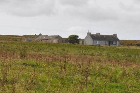 Windbrake, extending to 32.9 acres or thereby, Flotta, KW16 3NP. 3 bedroom detached house for sale