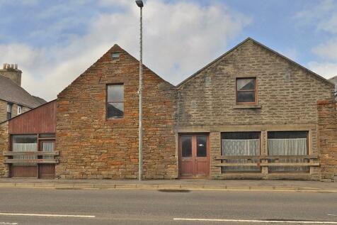 Store/Development Site, 42 Junction Road, Kirkwall, KW15 1AG. Studio flat for sale