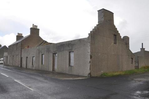 Norwood, Stronsay, KW17 2AR. Semi-detached bungalow for sale
