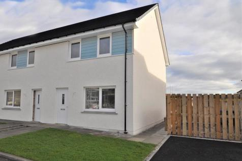 1 Zetland Road, Kirkwall, KW15 1HH. End of terrace house for sale