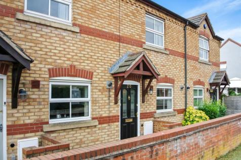 Napton Road, Southam. 2 bedroom terraced house