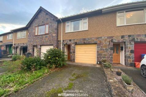 Troed Y Rhiw, Ruthin. 1 bedroom terraced house
