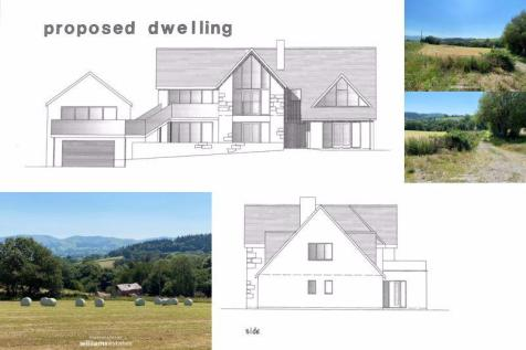 Llanfwrog, Ruthin. Land for sale