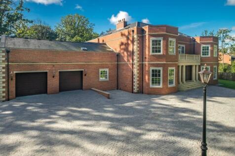 Tranwell Woods, Morpeth, Northumberland, NE61. 6 bedroom detached house for sale