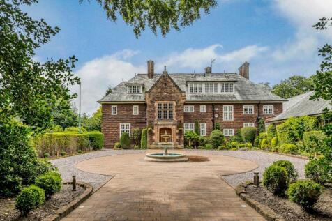 Noctorum Road, Prenton, Merseyside, CH43. 8 bedroom detached house for sale