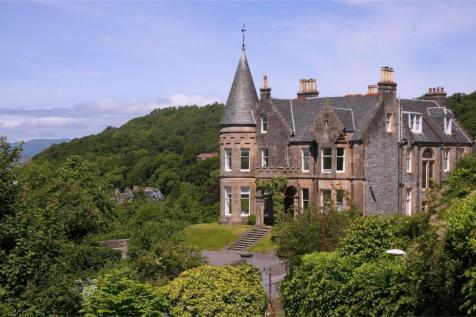 Dalriach Road, Oban, PA34. 9 bedroom detached house