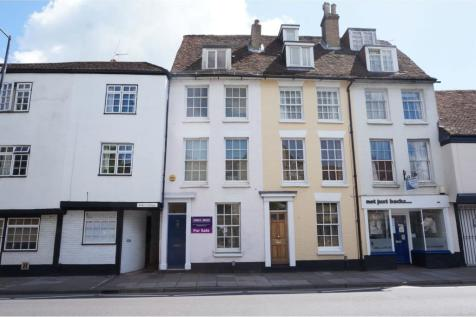 Exeter Street, Salisbury, SP1. 4 bedroom terraced house for sale
