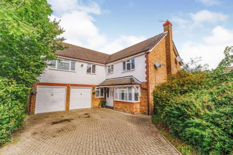 Keats Close, Horsham, RH12. 5 bedroom detached house