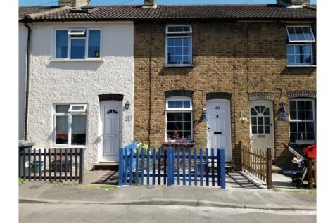 Belgrave Street, Aylesford, ME20. 2 bedroom terraced house