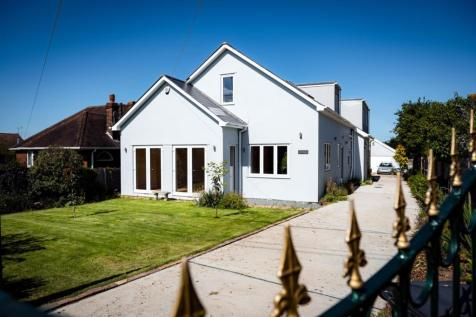 Invicta Road, Whitstable, CT5. 5 bedroom detached house for sale