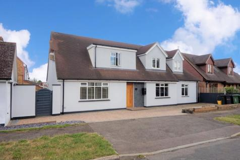 The Grove, Bearsted, Maidstone, ME14. 4 bedroom detached house for sale