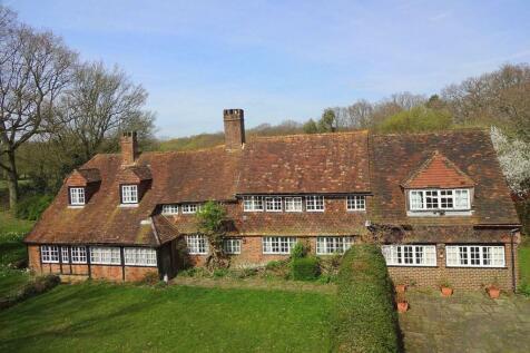 Orltons Lane, Rusper, RH12. 5 bedroom country house