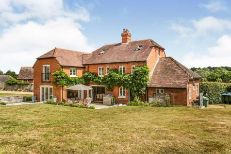 Summerhill, Cranbrook, TN17. 6 bedroom detached house