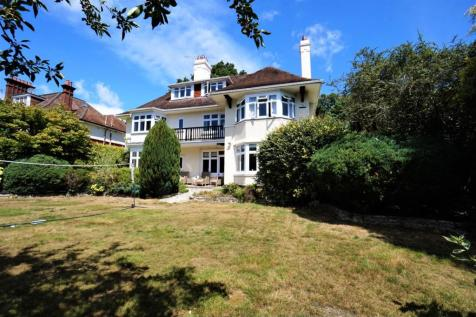 Berwick Road, Bournemouth, BH3. 7 bedroom detached house