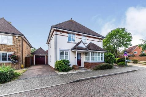 Admiral Way, Kings Hill, West Malling, ME19. 4 bedroom detached house for sale