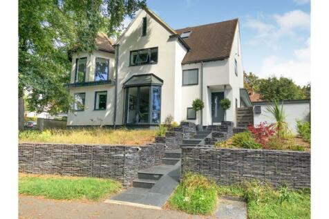 Surrenden Crescent, Brighton, BN1. 5 bedroom detached house for sale