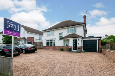 Barnhorn Road, Bexhill-on-sea, TN39. 4 bedroom detached house for sale