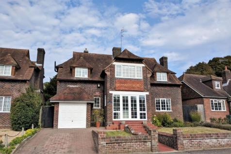 Court Close, Brighton, BN1. 3 bedroom detached house for sale