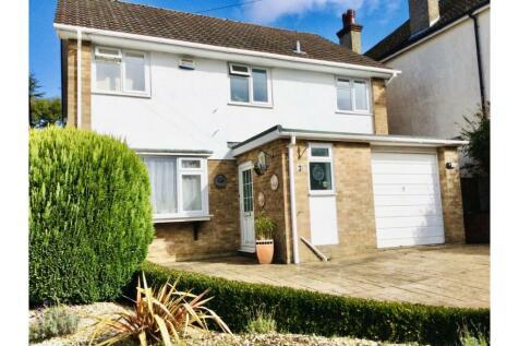 Cambridge Road, Salisbury, SP1. 4 bedroom detached house for sale