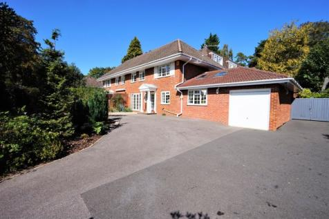 Branksome Wood Road, Bournemouth, BH4. 4 bedroom semi-detached house for sale