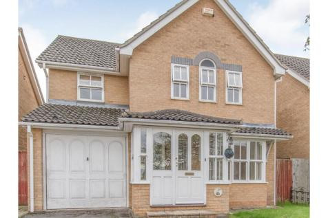 Grizedale Close, Rochester, ME1. 4 bedroom detached house for sale